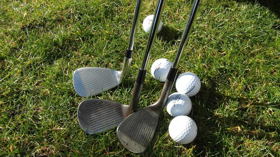 プロのゴルフギア